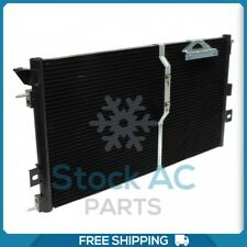 A/C Condenser for Chrysler Grand Voyager, Town & Country, Voyager / Dodge ... QU