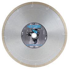 """10"""" PREMIUM J Slot Porcelain Ceramic Wet Tile Diamond Blade Norse Products"""