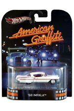 2014 Retro Hot Wheels American Graffiti 1958 Chevy Impala