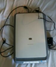 HP Scanjet G3010  Scanner with cables Used