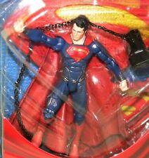 Mattel Superman Man of Steel Movie Masters Superman Kryptonian Command Key 6″