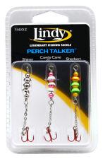 *New Lindy Perch Talker 3 Pack Ice Spoon Kit 1/16oz Pk3Ldy1