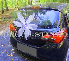 NEU Dekoration Brautauto Hochzeit Autodeko Autoschmuck für Heck, AM001-016