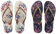 Sandali e scarpe bianche Havaianas per il mare da donna