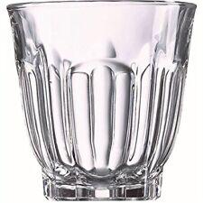 6 Luminarc Arcade Mixer Tumblers Glass 24cl Stylish Designer Party Juice Water
