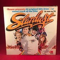 ORIGINAL SOUNDTRACK Stardust 1974 UK LP VINYL FILM OST David Essex Keith Moon B