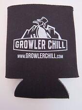 Beer Bottle Can Holder Koozie ~^~ GROWLER CHILL Preservation ~^~ Penguin Design