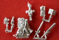 Games Workshop Warhammer 40k Sisters of Battle Canoness Metal Bits New Spares GW