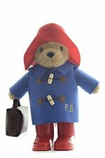 Paddington Bear Large Classic with Boots and Suitcase