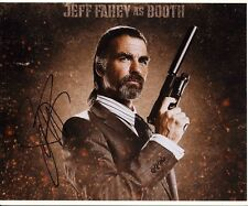 [4755] Jeff Fahey Signed 8x10 Photo AFTAL