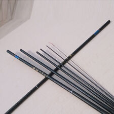 Carbon Fiber Telescopic Fishing Rod Stream Thread Spinning Pole Freshwater 7.2