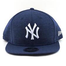 New York Yankees New Era Cap NBA 9Fifty Flat Brim Hat In Tech Navy
