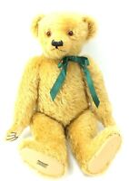 Vintage ALPHA FARNELL Plush MERRYTHOUGHT Bear Made In ENGLAND LE219/500