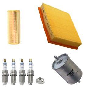 Service Kit Fits Mercedes SLK 200 R170 Air Oil Fuel Filter Bosch Spark Plugs