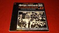 Django Reinhardt PARIS 1945 Vinyl LP Record Album 1968 Made in Holland 63052 CBS
