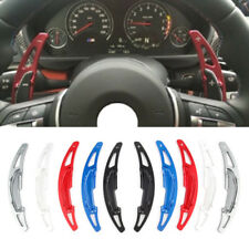 2pcs Steering Wheel Shift Paddle Shifter Extension For BMW M2 M3 M4 M5 M6 X5M