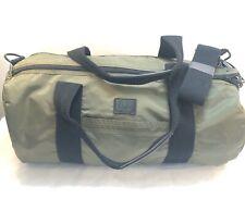 Fred Perry Sports Nylon Barrel Bag Olive 100% Genuine Brand New