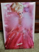 NEVER REMOVED FROM BOX 1996 TOYS R US PINK ICE BARBIE DOLL