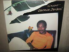 GEORGE BENSON In Flight SEALED Gatefold New Vinyl LP BSK-2983 Club Harvey Mason