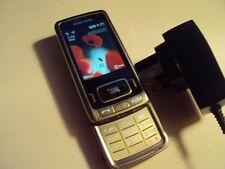 Original Samsung SGH G800 3 G Téléphone Portable Débloqué pour tout réseau + Chargeur