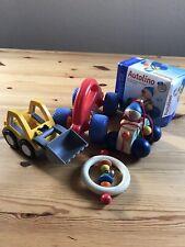 Set Selecta Nachzieh Auto Wader Playmobil