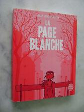 Pénélope BAGIEU - La page blanche - Le livre de poche