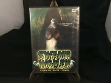 New listing Swamp Women A Film by Roger Corman Dvd Cult Horror Classic Nice Graphics 44845-9