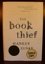 Markus Zusak The Book Thief 2016 SIGNED  Anniversary Edition Illustrated