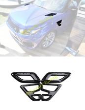 Range Rover Sport SVR L494 Carbon Fiber Side Fender & Hood Air Intake Covers