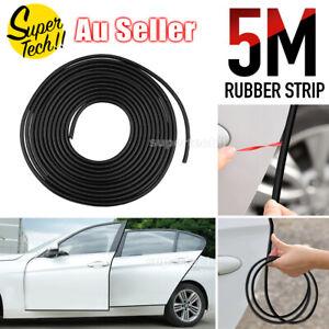 Car Door Edge Protector Anti-Scratch Protection Strip Trim Seal Rubber Strip DIY