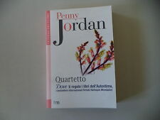 - QUARTETTO - PENNY JORDAN - 2006 - ED. HARLEQUIN MONDADORI PER 'DOVE'