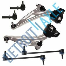 Brand New 6pc Complete Front Lower Control Arm Suspension Kit for Ford Freestar