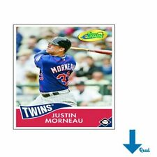 Justin Morneau 2006 eTopps (Qty: 1) - transferred to your account