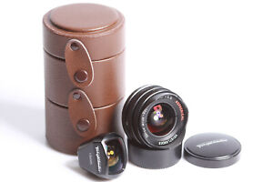 Voigtlander 4,5/15 Super Wide Heliar Asph. 15mm F4.5  for Leica M39