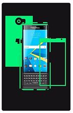 Glow in the Dark Skin Protector,Full Body Vinyl Decal Case Wrap, BlackBerry Priv