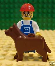 "LEGO LEGOS  -   NEW Dog / Wolf  ""The Grim""  Reddish Brown"