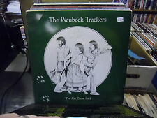 Waubeek Trackers The Cat Came Back LP Salek Street Records EX [Stone City Iowa]