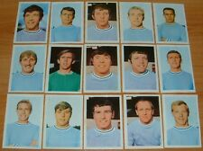 FKS AGEDUCATIFS PANINI FOOTBALL ENGLAND 1968-1969 COVENTRY COMPLETE