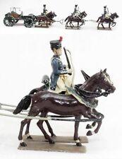 Figurines ATTELAGE LUCOTTE LA FORGE   / antique toy soldier