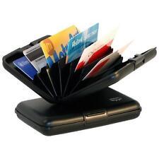 Unisex Aluma wallet Credit card holder Debit card holder money purse cash holder