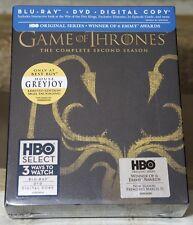 Game of Thrones Season 2 Two Greyjoy Best Buy Exclusive Blu Ray - Region Free