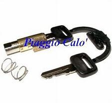 SERRATURA BLOCCASTERZO VESPA 50-PX  125-150-200 TIPO LUNGO 4mm