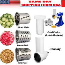 Kitchen Food Meat Grinder Slicer Shredder Attachment For KitchenAid Stand Mixer