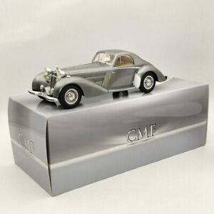 CMF 1:18 Horch 853 Spezial Coupe By Erdmann & Rossi 1937 CMF18150 Metallic Grey