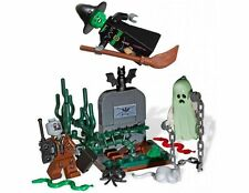 *NEW* LEGO 850487 Monster Fighters Minifigure Halloween Set - Ghost Zombie Witch