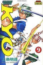 Manga    SAMURAI DEEPER KYO     N° 9