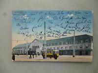Ansichtskarte Karlsruhe i. B. Hauptbahnhof (Nr.634)