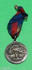 Medaglia coloniale Divisione del Gran Sasso - Campagna d' Africa 1936 - Etiopia