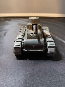 Schusso/Lineol/Elastolin Gama Tank
