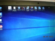 Lenovo SL510 ThinkPad NEW BATTERY and Windows 10! DVDRW/4/320/Camera/MORE